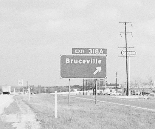 Bruceville Texas