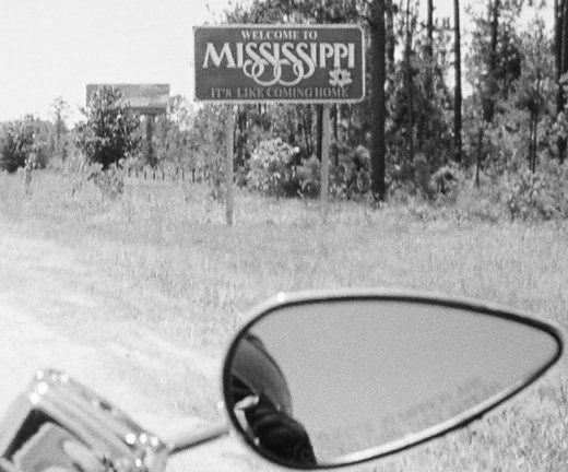 Alabama/Mississippi Border