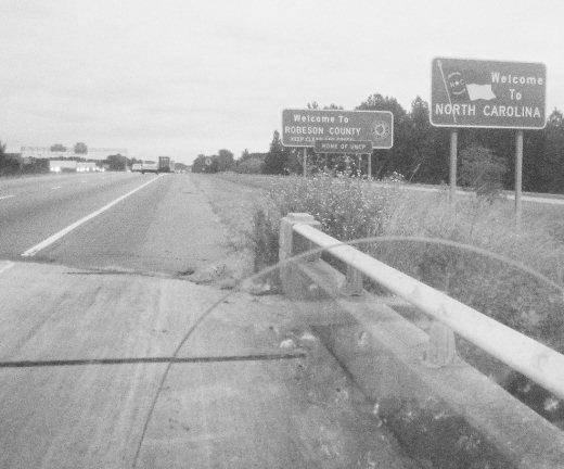 SC/NC Border