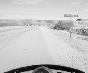 Sanderson Texas