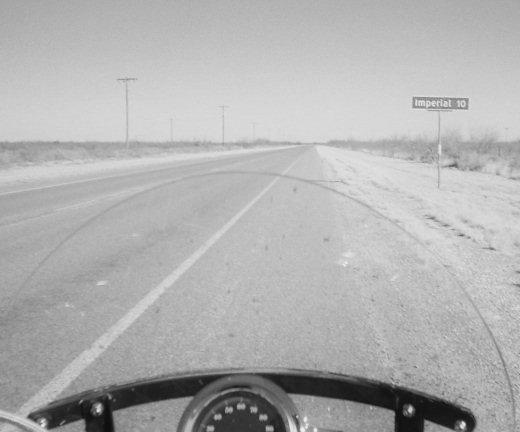 Near Imperial Texas