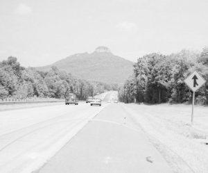 Pilot Mountain (Mt Pilot) NC