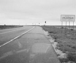 Texas/Oklahoma Border