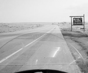Oklahoma/Colorado Border
