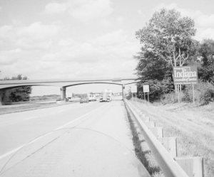 Illinois/Indiana Border