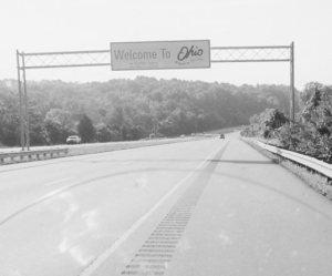 Indiana/Ohio Border