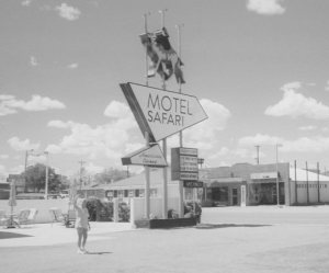 Safari Motel Tucumcari NM