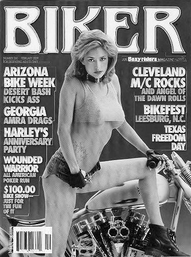 Biker Magazine February 2009