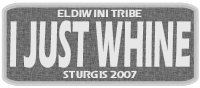 Biker Patches: Eldiwini Tribe