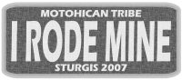 Biker Patches: Motohican Tribe